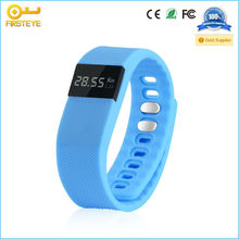2015 new fashion design bluetooth smart cricket bracelets bracelet for smartphone