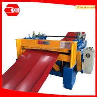 Metal Sheet Steel Coil Slitting Machine