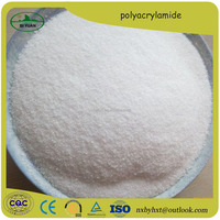 Printing And Dyeing Chemicals White Polyacrylamide