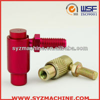 QD knurled ball joint