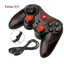 Cheap T3 Smartphone Game Controller Wireless BT 3.0 Phone Gamepad Joystick For Android Pad Tablet Pc Tv Box With Mobile Holder