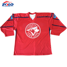 China supplier love couple pink fancy hockey jerseys