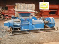 Long term supply with low investment! JKRL35 vacuum extruder for clay brick