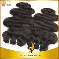 High quality cheap hair weave body wave brazilian hair extension uk