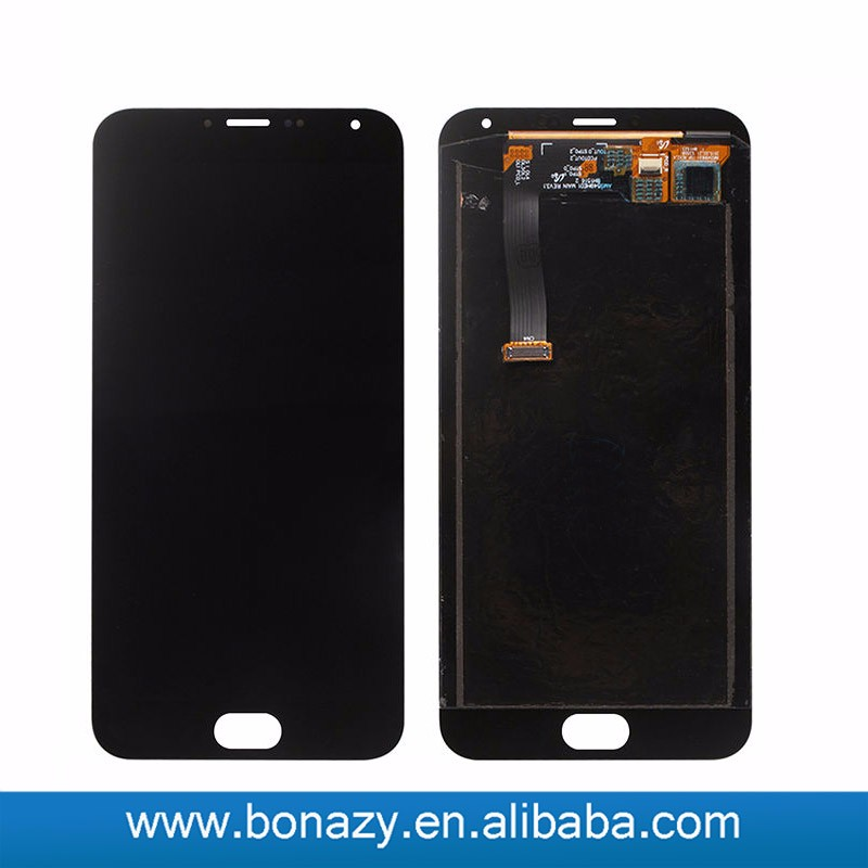 New high quality LCD Screen + Touch Screen Digitizer Assembly for Meizu MX5