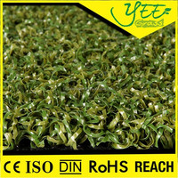 4400 DTEX Artificial Grass for Golf Pitch Good Quality Golf Grass