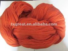 hand knitting 100% high bulk acrylic dyed yarn