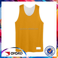 Wholesales Running Vest with Polyester Color Dye Print