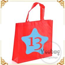 target reusable shopping bag waterproof bag eco-friendly non woven pp advertising bags
