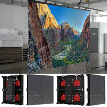 High Quality Die-casting Aluminum Cabinet P3.2 Outdoor Rental LED Display