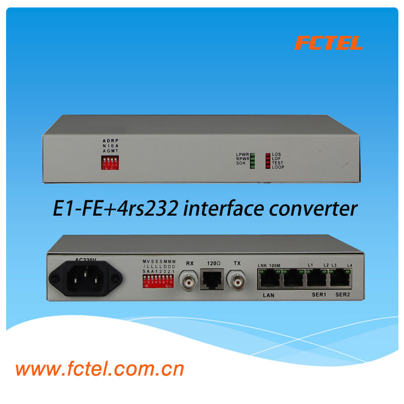 ethernet transmission analog to digital protocol converter
