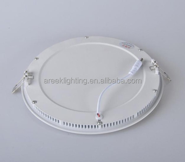 surface mounted round and square LED panel lamp 3w 4w 6w 9w 12w 15w 18w 20w 24w 30w 36w 48w 72w led panel light