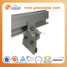 Solar Panels Bracket Accessories Kit- Standing Seam Roof Hook