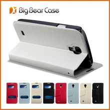 leather back cover for samsung galaxy s4