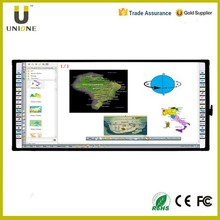RoHs FCC CE 55/65/70/75/84/98/102 Movable Whiteboard