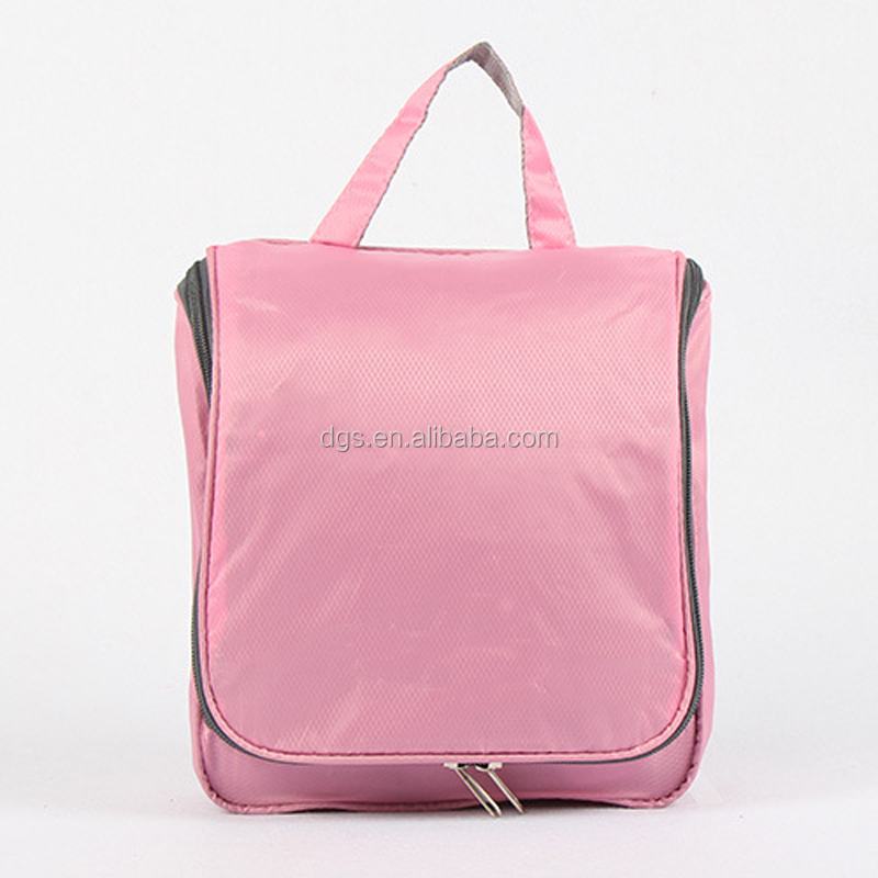 Fashion Essential Travel Capacity Multi-Function Wash Waterproof Cosmetic Bag makeup bag