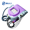 6 in 1 multifunction beauty device for skin beauty /weight loss/hair removal ML Elight+ipl+cavitation+vacuum+RF YB5
