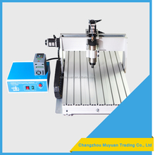 6040 Mini cnc engraving machine , desktop cnc cutting machine , name plate engraving machine for hot sale in China