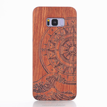 Thin Luxury Bamboo Wood Phone Case For Iphone 5 5S 6 6S 6Plus 6S Plus 7 7Plus Cover Wooden High Quality Shockproof
