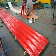 Corrugated Steel Sheet/Color Steel Coated Roof Tile/Corrugated Roofing Metal