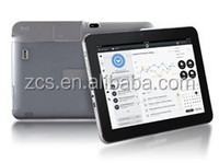 Mobile payment EMV tablet card card reader, android , wifi,bluetooth,GPS, SDK