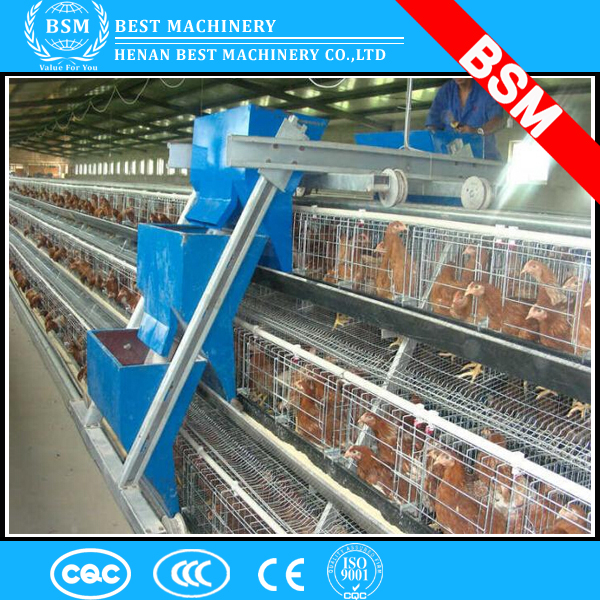 2016 best price Poultry farming equipment/Layer chicken cage/ Broiler chicken cage