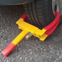 tyre clamp