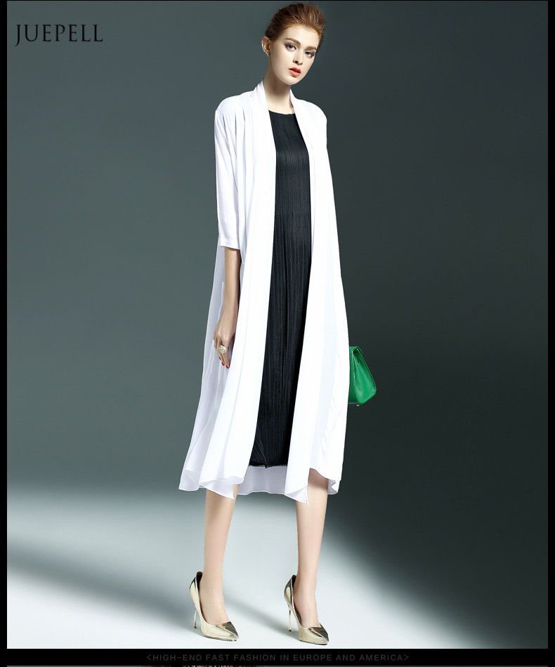 Long overcoats for women
