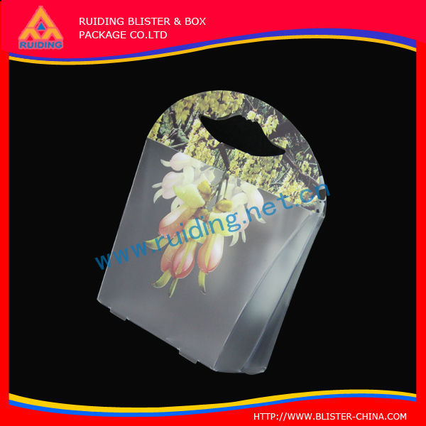0.5MM PP plastic electrical box cover with logo printing made in China