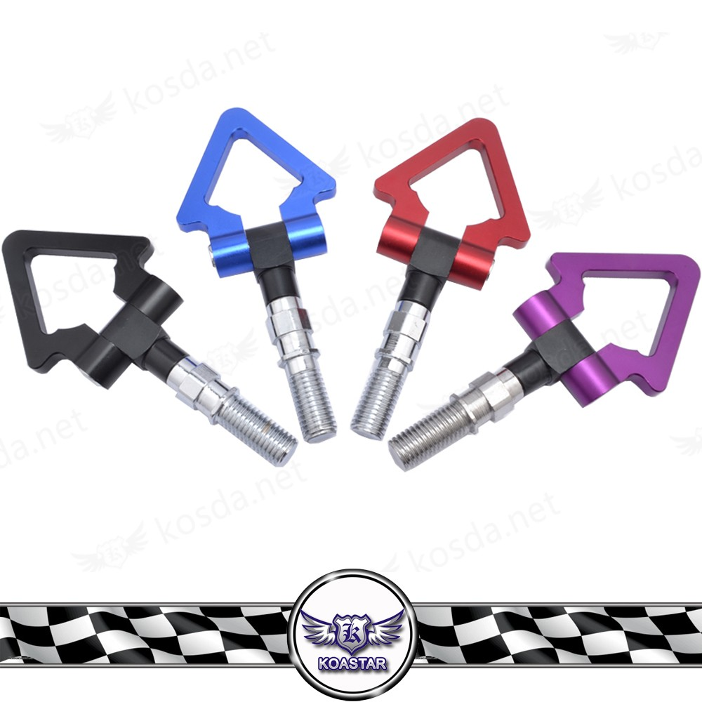 Triangle Tow Hook JDM for Sport Suv