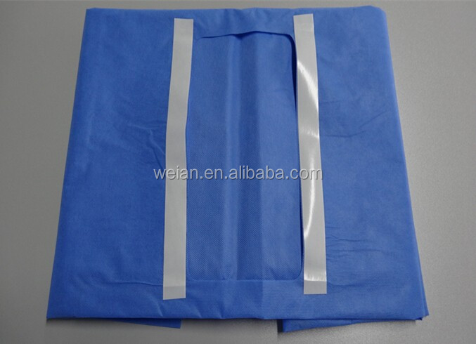 Best selling products in america sterile disposable surgical drapes, c-section surgical drapes,cesarean surgical drawith CE/ sms
