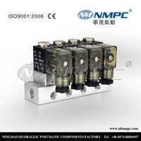China gold manufacturer High quality 3way high frequency solenoid valve