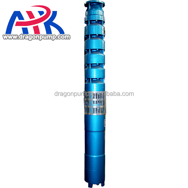 7 inch 10m3/h, 15m3/h, 20m3/h submersible water pump