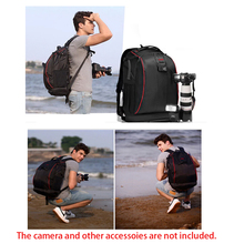 DSLR Camera Bag Backpack Video Photo Bags for Camera d3200 d3100 d5200 d7100 Small Compact Camera Backpack