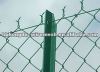 Hot sale Chain Link Fence covering ( factory )