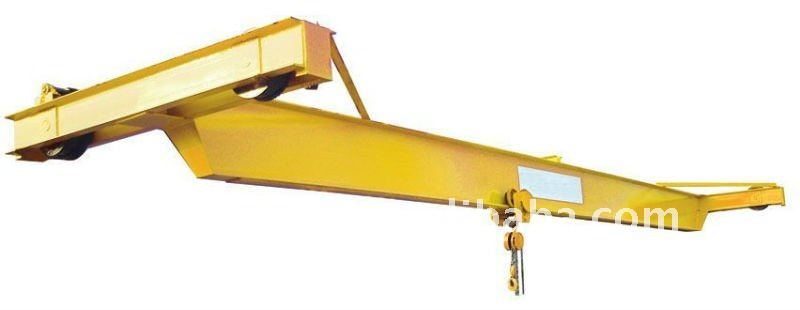 Manually Operated Single beam overhead Crane