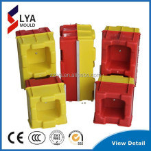 Newest plastic block brick moulds
