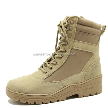 desert tactical boots high quality confortable training boots