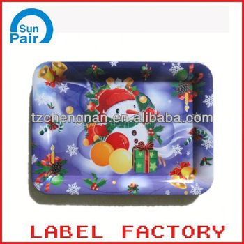 factory iml ice cream container label