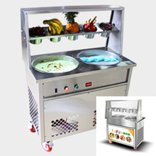 Panasonic compressor,Fried ice cream machine / Stirring ice cream machine / Ice pan