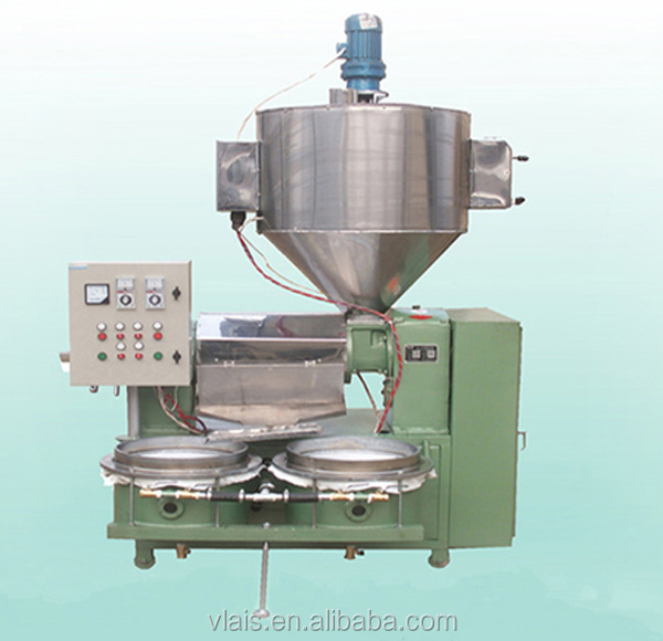 automatic oil filtering machine/palm oil mill screw press