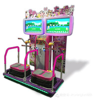 Bunny jump simulator game machine for sale