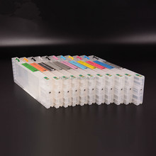 Refillable ink cartridge for Epson 4910 4900 ink jet printer
