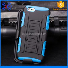 Fashion design Slim Fit Transformer Holster Case with Kickstand cell phone case for BLACKBERRY Q10