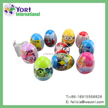 Yori easter egg wraps pvc shrink label