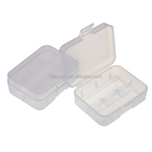 soshine 18500 battery case carrying case Plastic Battery Case for 18500 battery