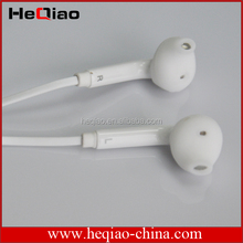 high quality S6 Earphone mobile earphone headset for Samsung S6 s4 headphones earphone