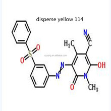 dyes yellow 114 disperse yellow 114 cas: 61968-66-9