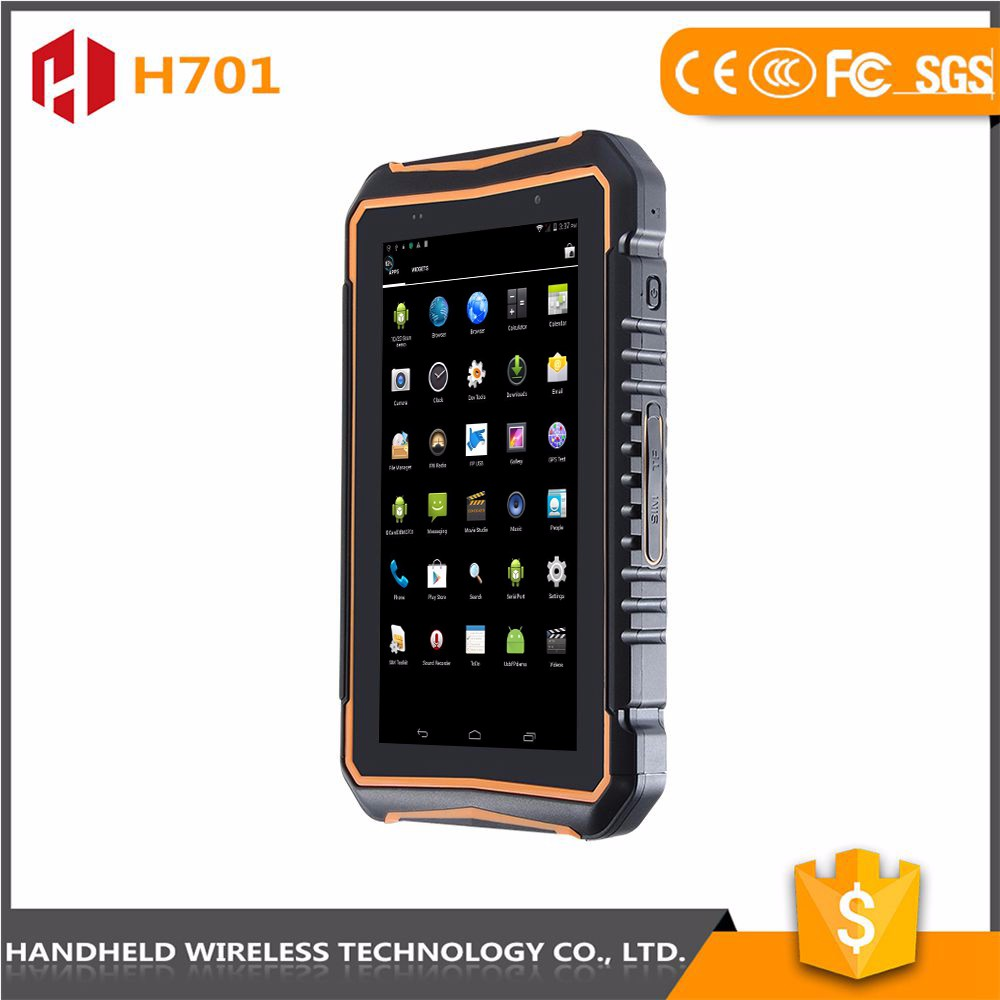 IP65 android industrial grade tablet pc