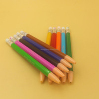 2.0mm color mechanical pencil with sharpener hot sale stationery children